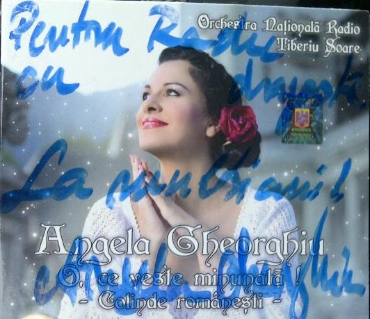 Colinde Angela Gheorghiu