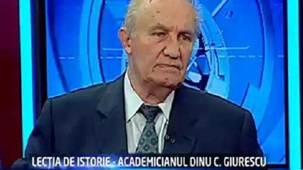 Acad Dinu C Giurescu