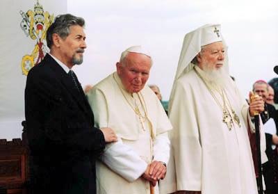 presedintele-emil-constantinescu-papa-ioan-paul-al-ii-lea-si-patriarhul-teoctist