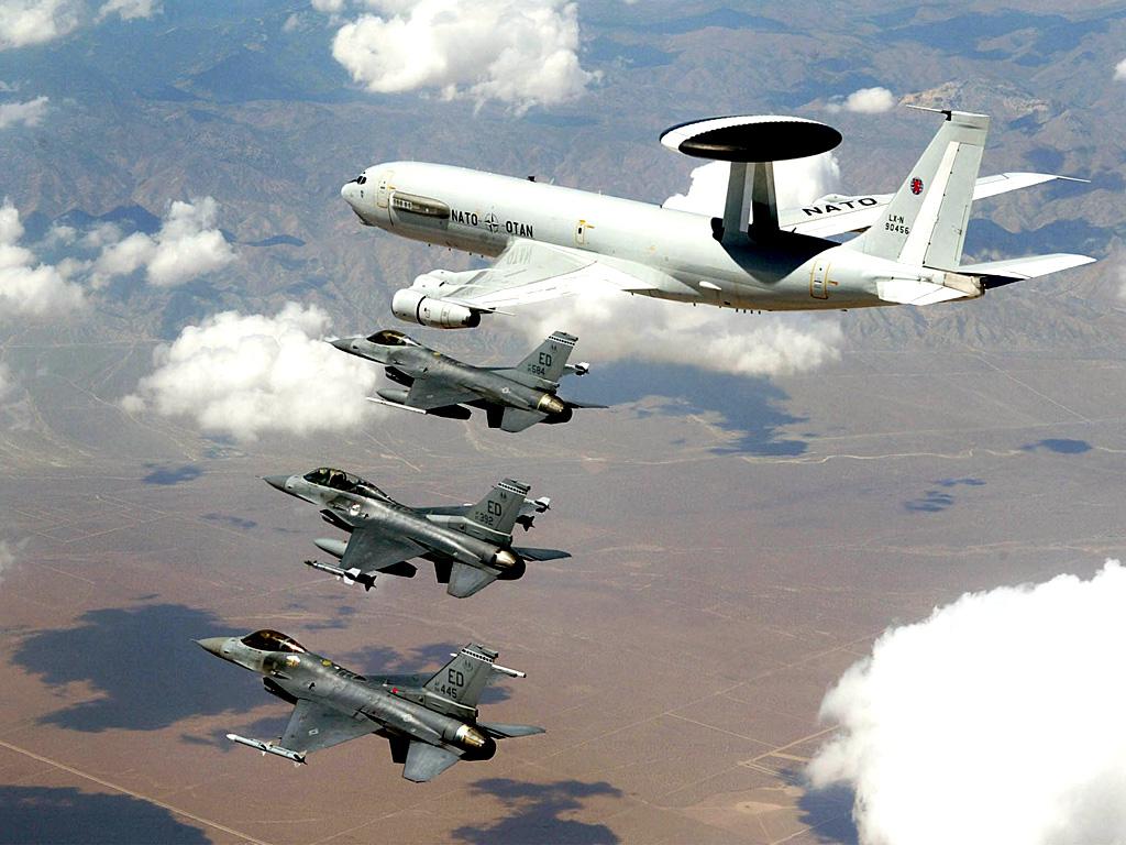 F-16lar_Eskort_gorevinde