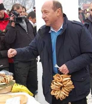 Basescu covrigi
