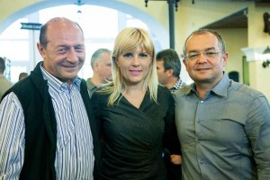 Udrea, protejata lui Basescu si Boc