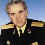 Viceamiralul Stefan Dinu