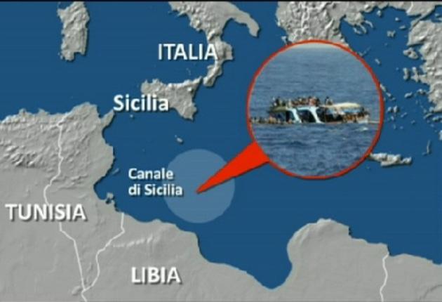 canale di sicilia