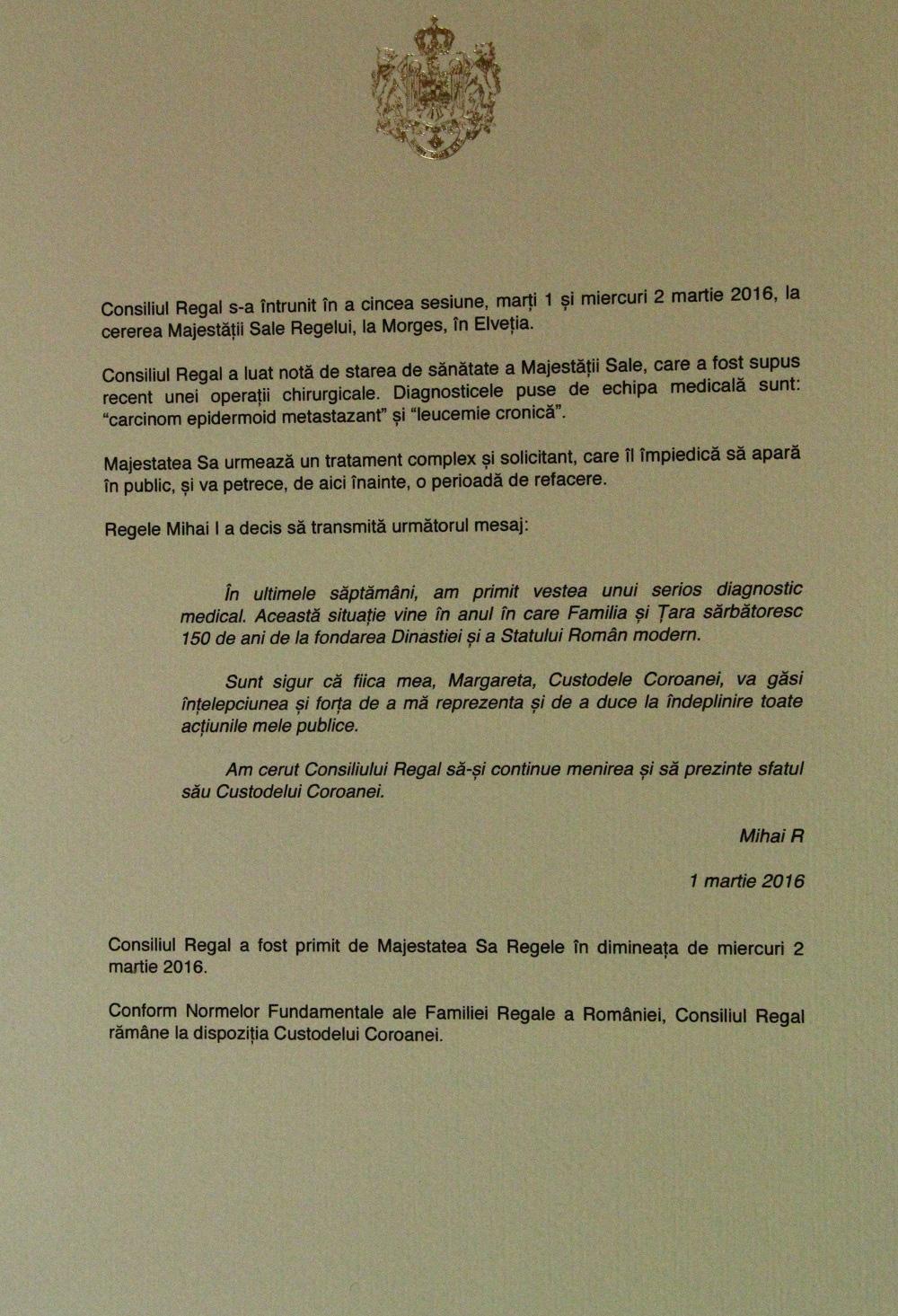 Declaratie-Consiliul-Regal-2martie2016-A-1