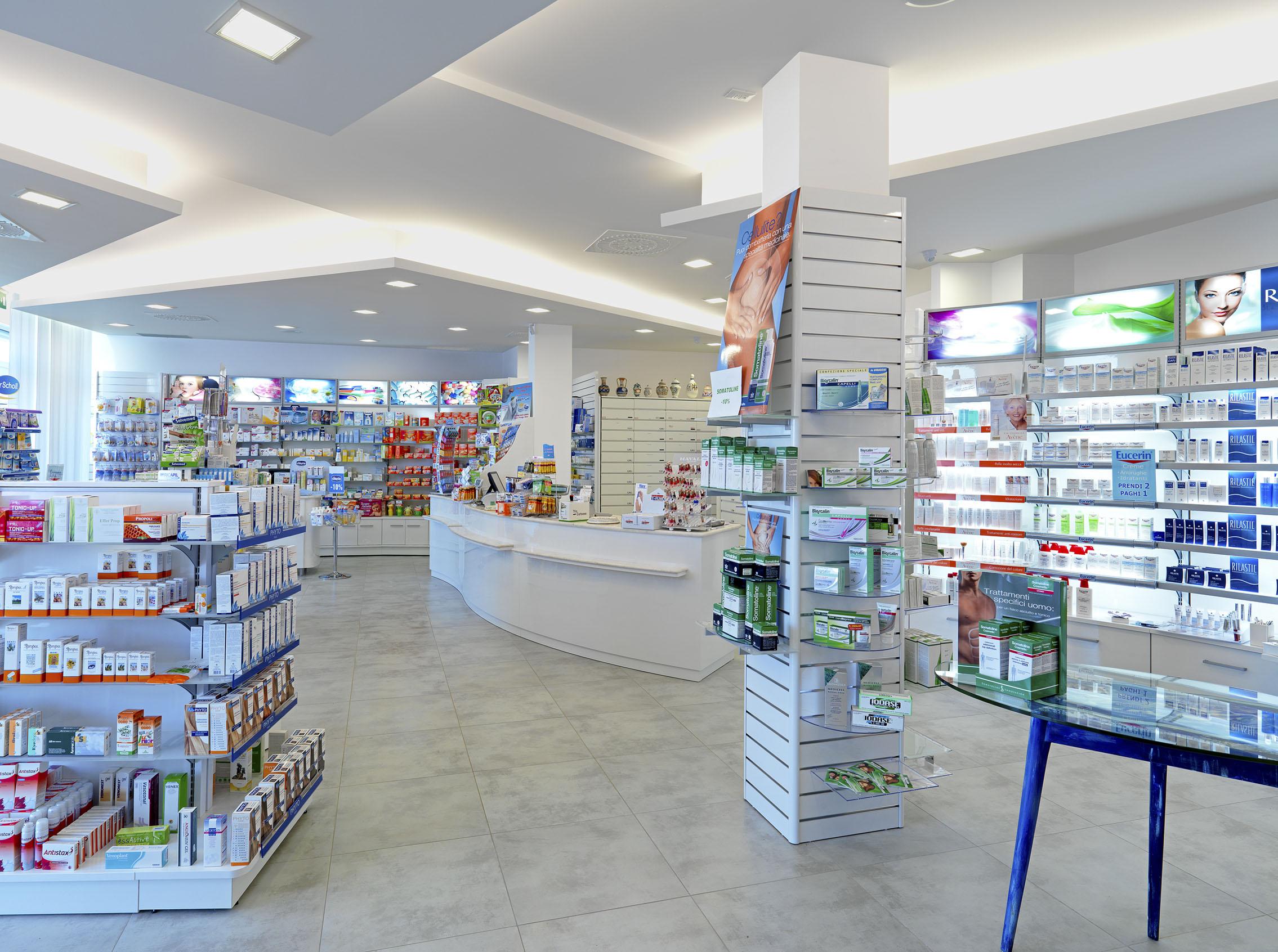 Sume fabuloase incasate de lanturile de farmacii din for Arredamenti farmacie