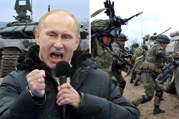 Rusia se intrece pe sine in amenintari. Putin, afirmatie revoltatoare |  Radu Tudor